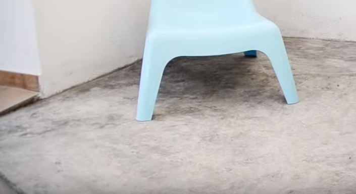 pintar un suelo